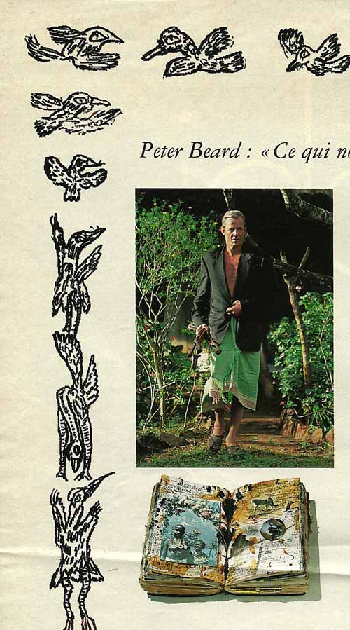Peter Beard, Beard at Work documentary, Southern on the Inside
